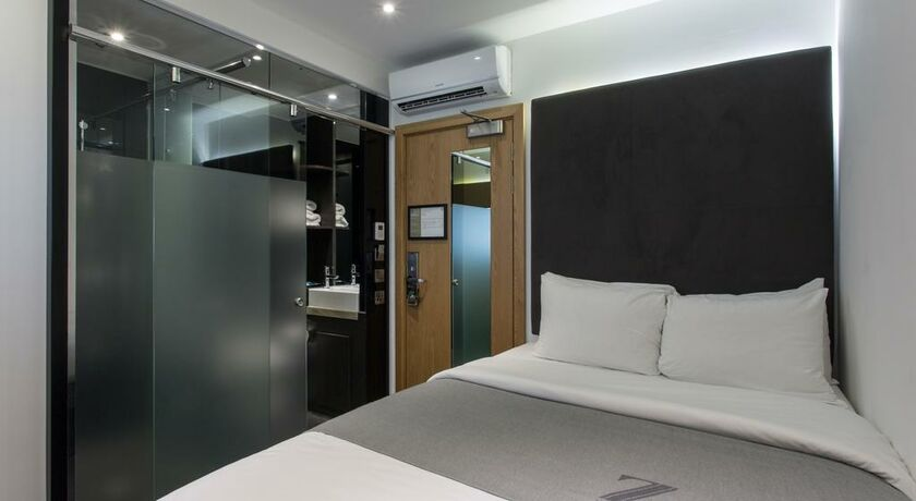 The z hotel piccadilly a design boutique hotel london for Chambre d hotel sans fenetre