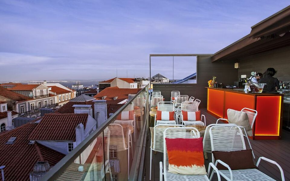 9hotel mercy lissabon portugal for Design boutique hotels lissabon