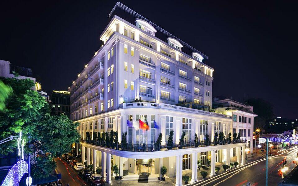 Hotel de l 39 opera hanoi mgallery by sofitel a design for Design hotel vietnam