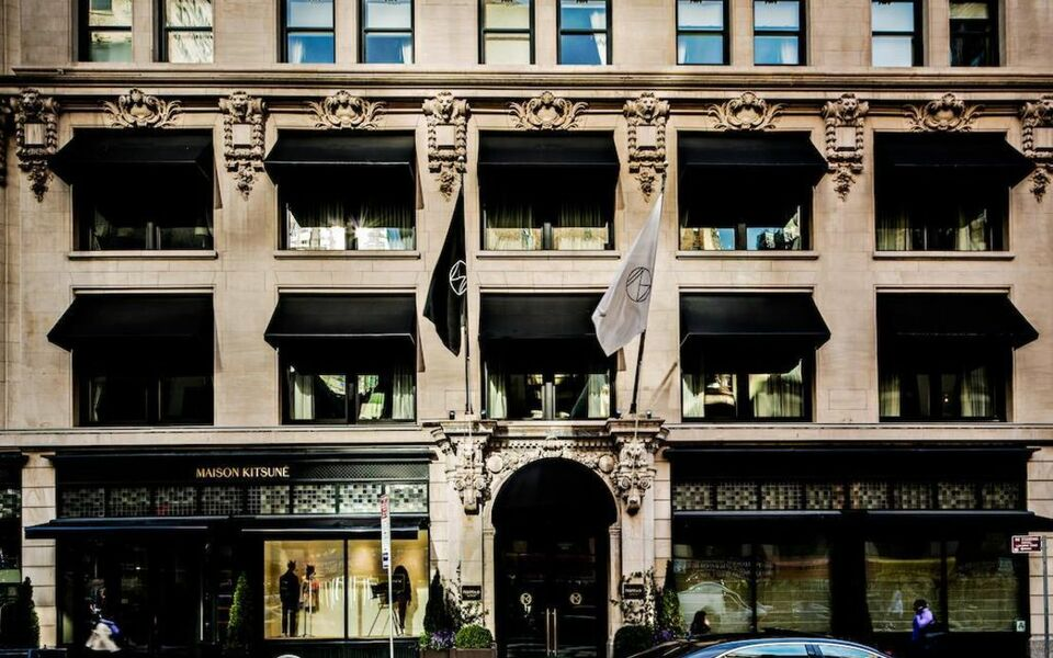 The Nomad Hotel A Design Boutique Hotel New York City U S A
