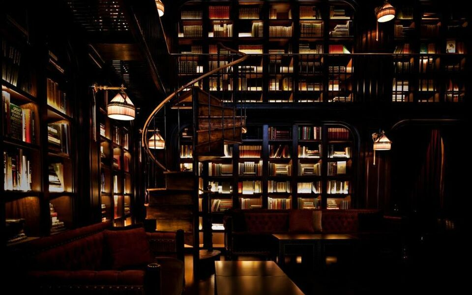 The nomad hotel a design boutique hotel new york city u s a for Nomad hotel decor