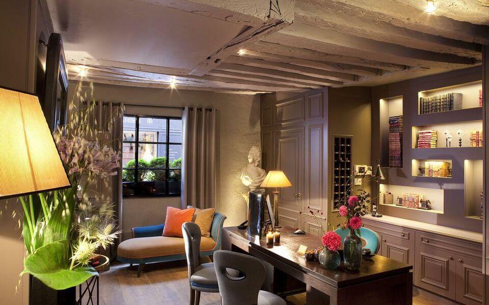 Paris Hotels St Germain District