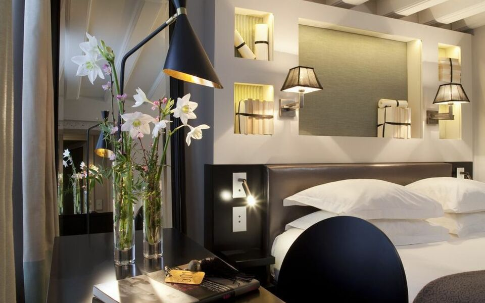 Hotel verneuil saint germain a design boutique hotel for Boutique hotels france