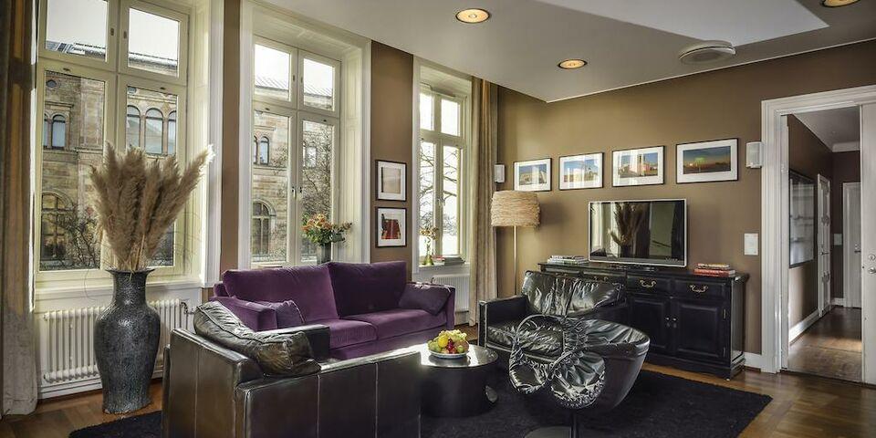 Lydmar hotel stockholm su de my boutique hotel for Boutique hotel stockholm