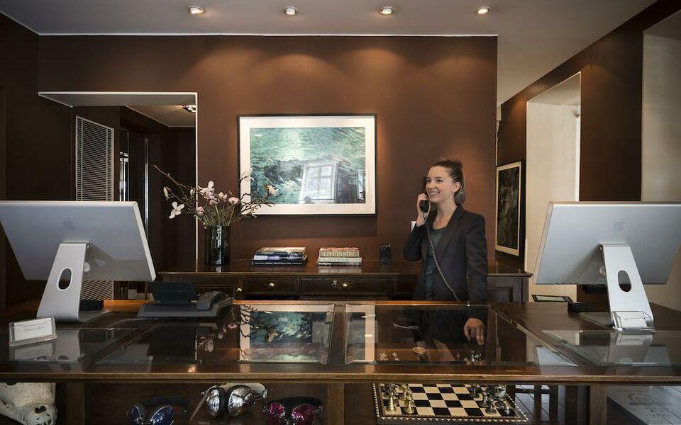 Lydmar Hotel Stockholm Rooms