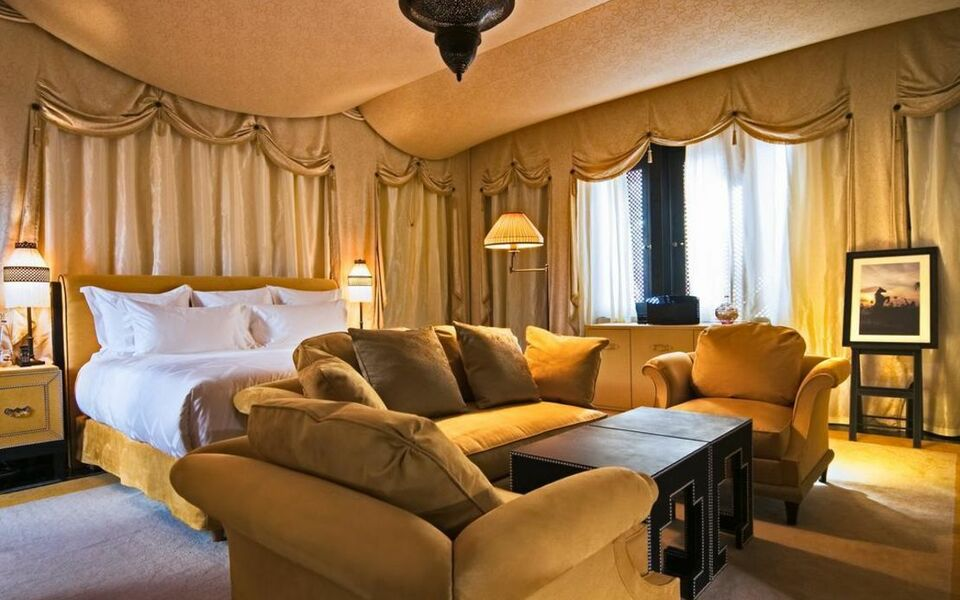 Selman marrakech a design boutique hotel marrakech morocco for Boutique hotel maroc