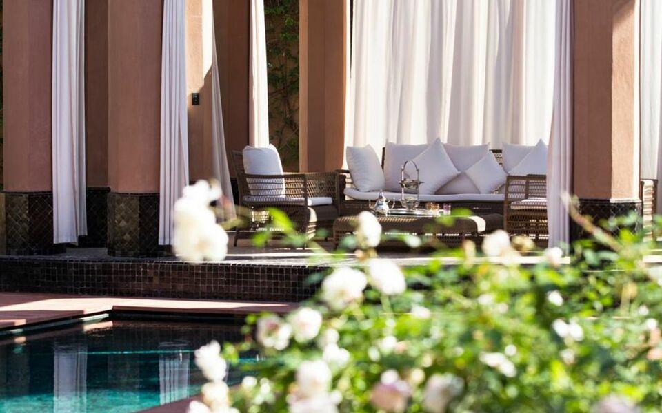Selman marrakech a design boutique hotel marrakech morocco for Design hotel marrakech