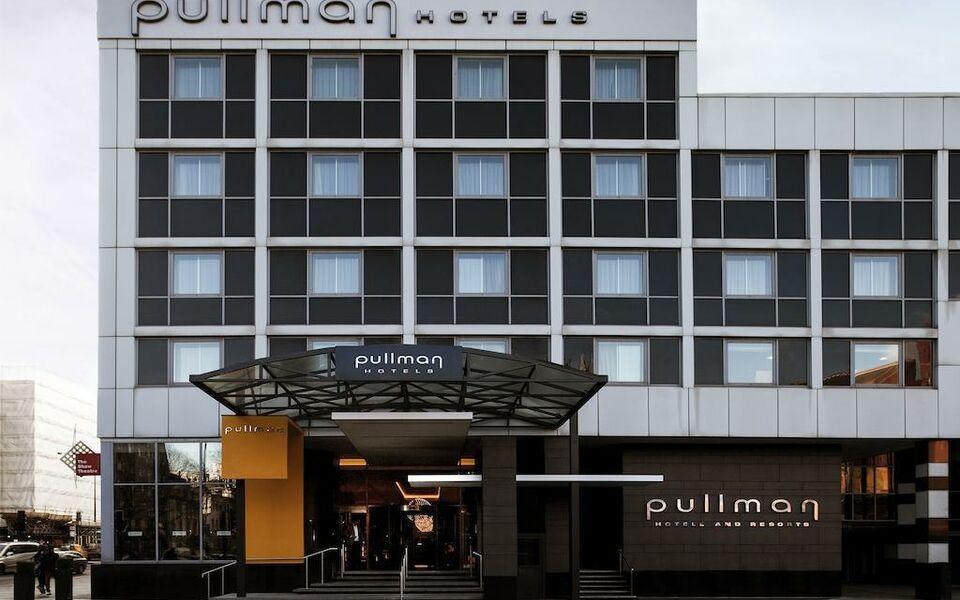 Pullman london st pancras london gro britannien - Hotel pullman saint pancras ...