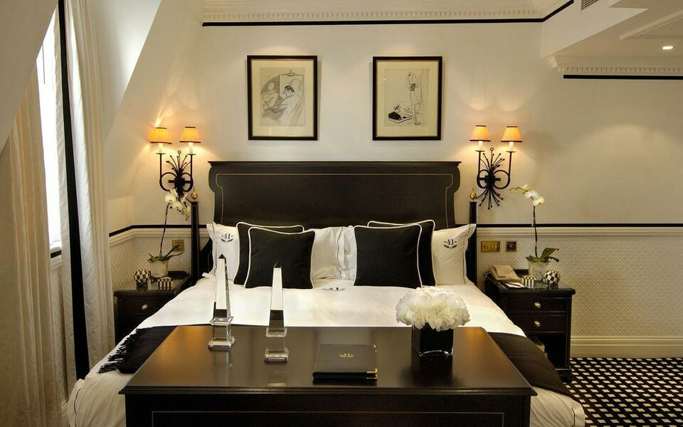 41 Boutique hotel, London, Westminster (4)