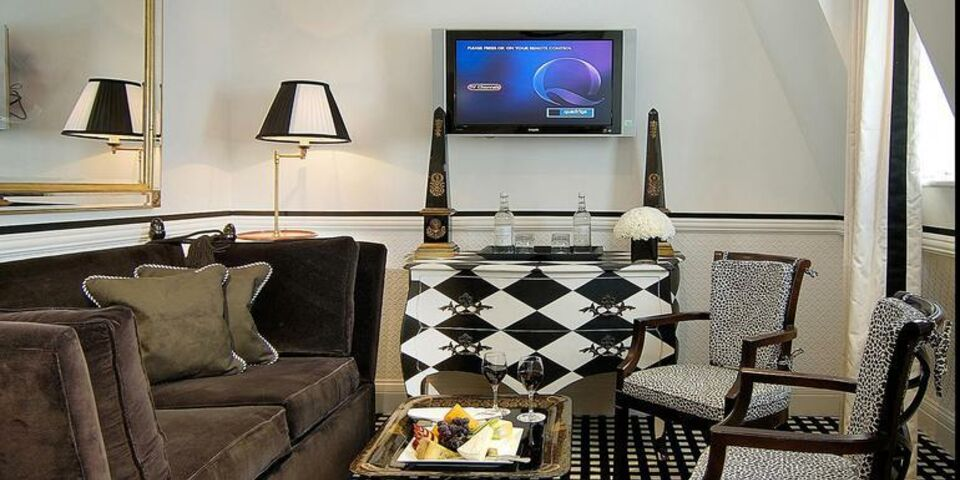 41 a design boutique hotel london united kingdom for Cool boutique hotels london