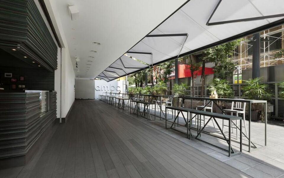 Amba taipei ximending a design boutique hotel taipei taiwan for Design hotel ximending