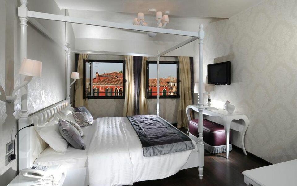 Modernes Boutique Hotel Venedig