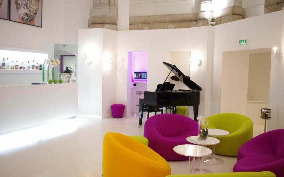 Sozo hotel a design boutique hotel nantes france for Boutique hotel nantes