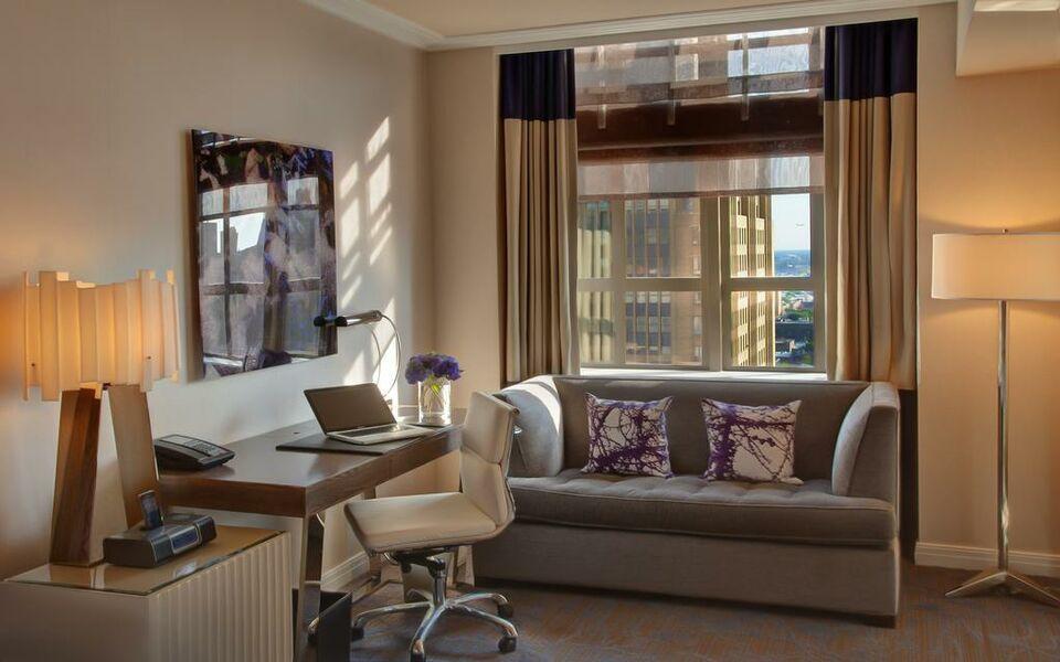 kimpton hotel palomar philadelphia a design boutique hotel philadelphia u s a. Black Bedroom Furniture Sets. Home Design Ideas
