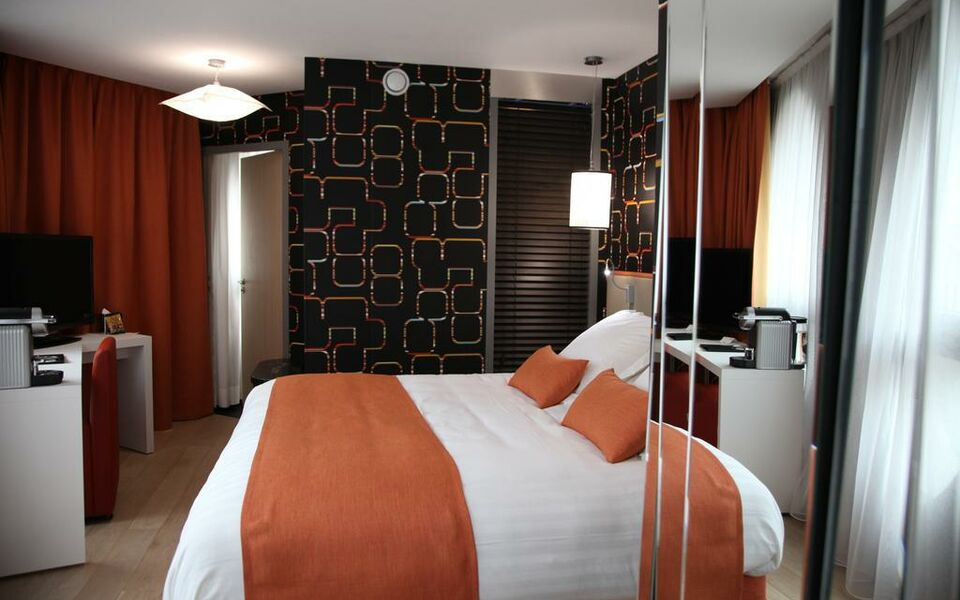 Best Western Premier Why Hotel Lille France My