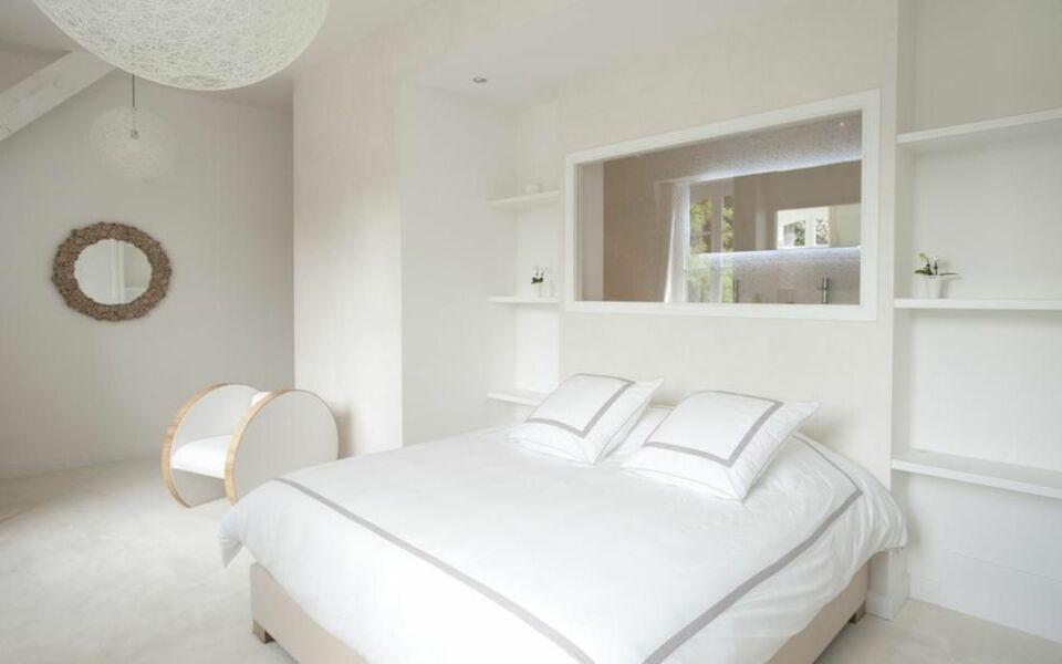 Rooms: B&B Villa Paula, A Design Boutique Hotel Tourcoing, France