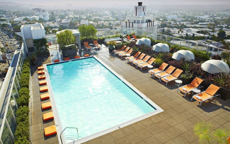 Andaz West Hollywood, Los Angeles, Hollywood (1)