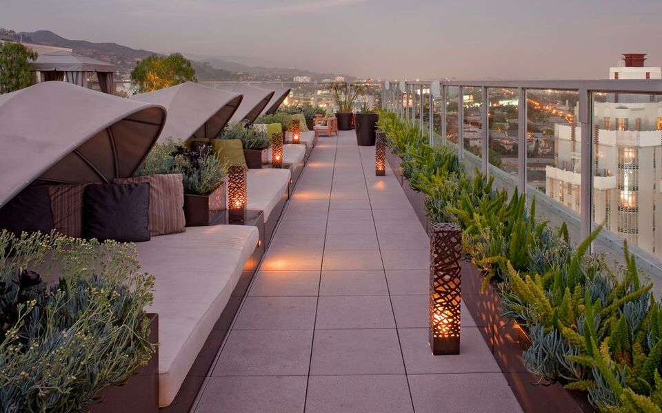 Andaz West Hollywood, Los Angeles, Hollywood (4)