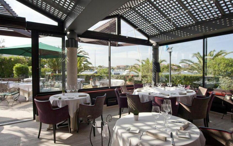 Restaurant De La Lagune St Cyprien