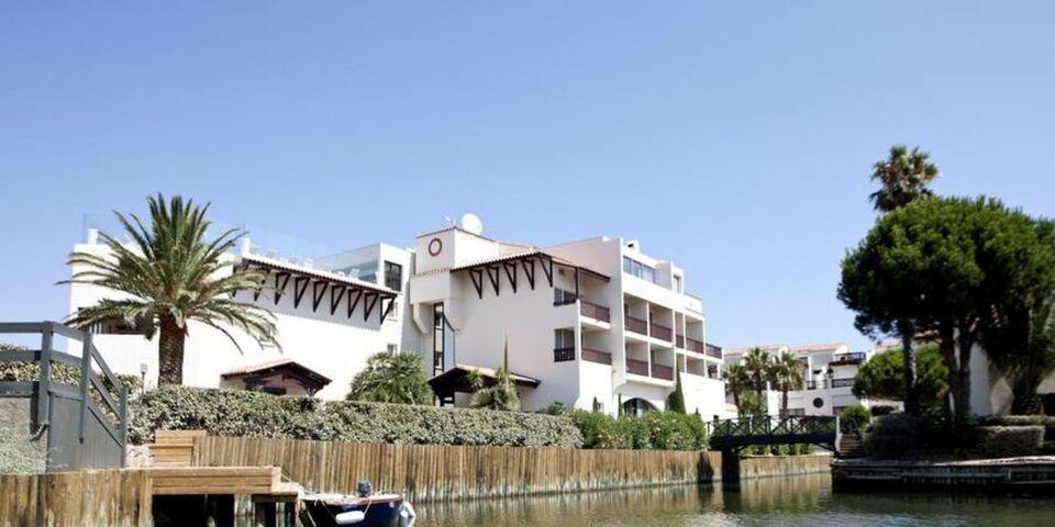 Hotel Ile De La Lagune St Cyprien