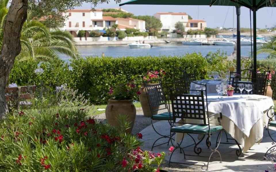Restaurant L Almandin St Cyprien Plage