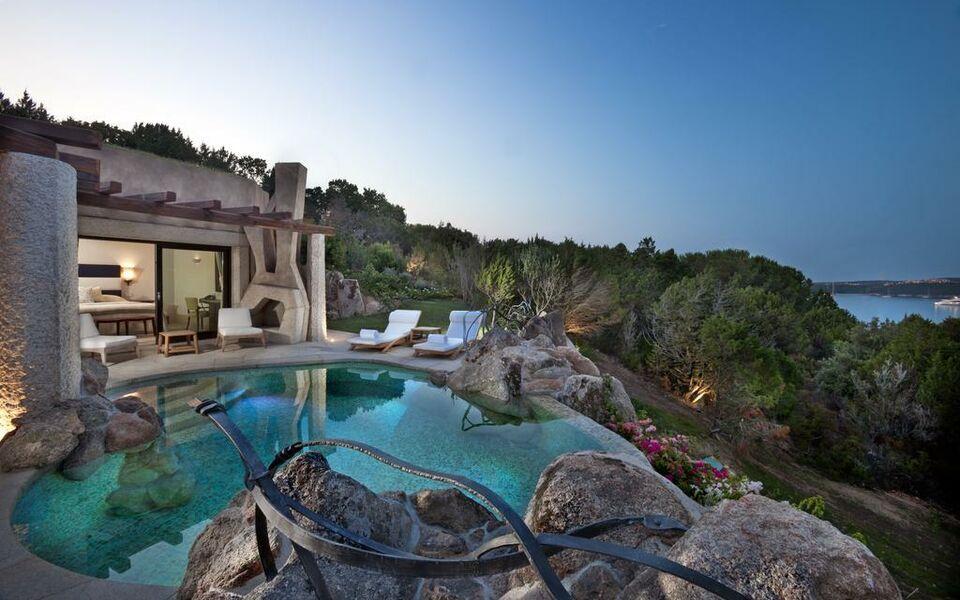 pitrizza a luxury collection hotel a design boutique hotel porto cervo italy. Black Bedroom Furniture Sets. Home Design Ideas