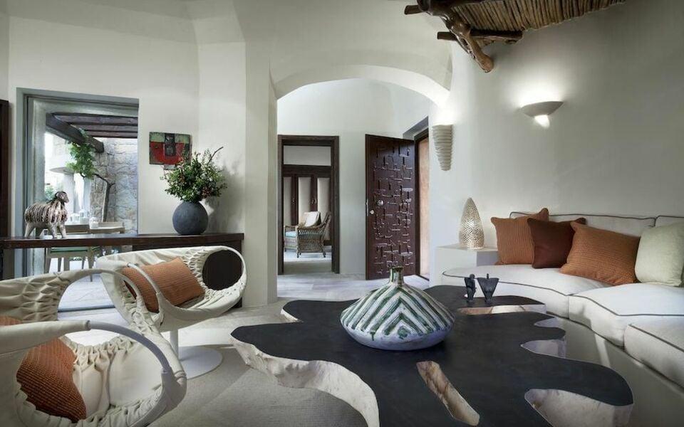 Pitrizza a luxury collection hotel porto cervo italie for Sardaigne boutique hotel