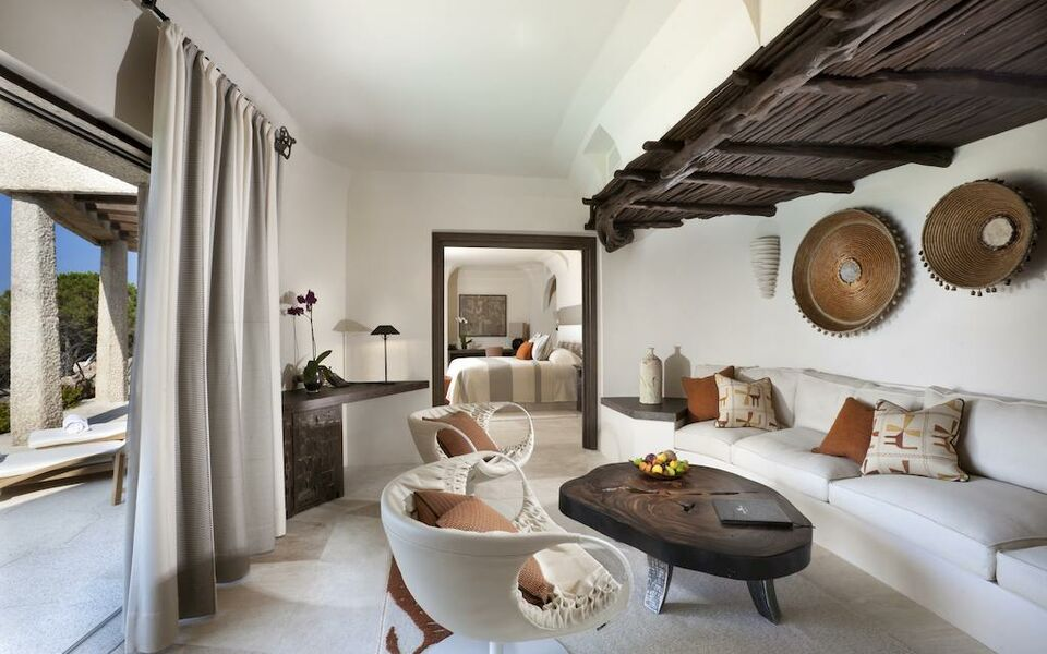 Pitrizza a luxury collection hotel porto cervo italie for Boutique hotel collection