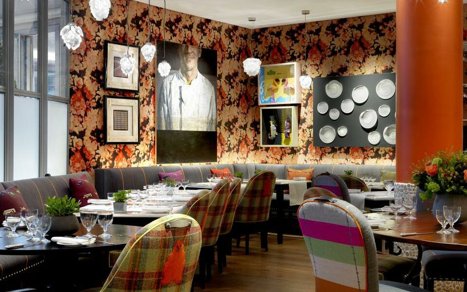 The soho hotel a design boutique hotel london united kingdom for Boutique hotels london