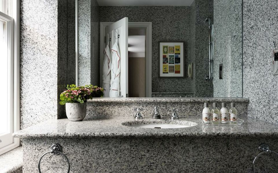 Number sixteen a design boutique hotel london united kingdom - Number 16 hotel london ...