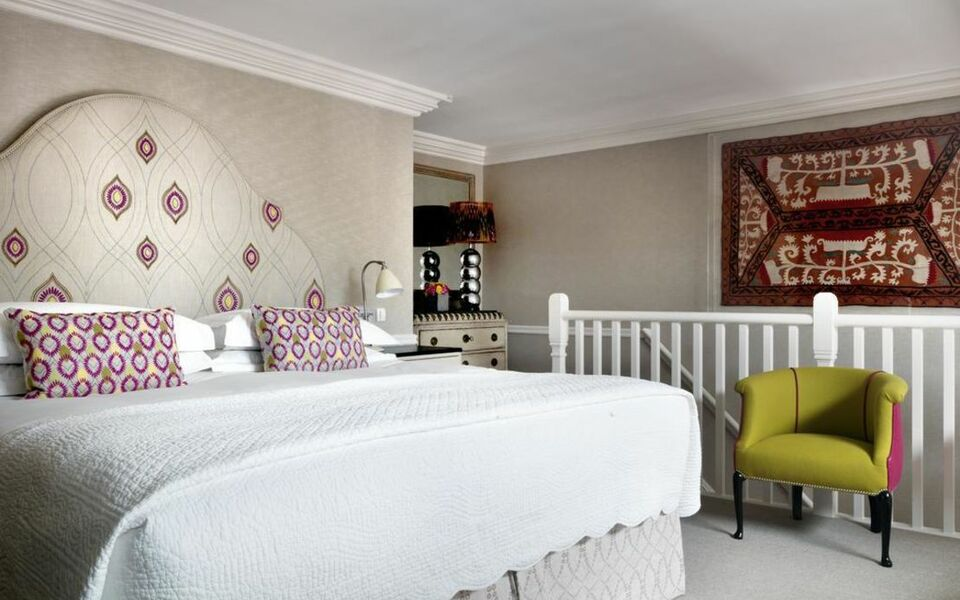 Covent Garden Hotel, London, Central London (4)