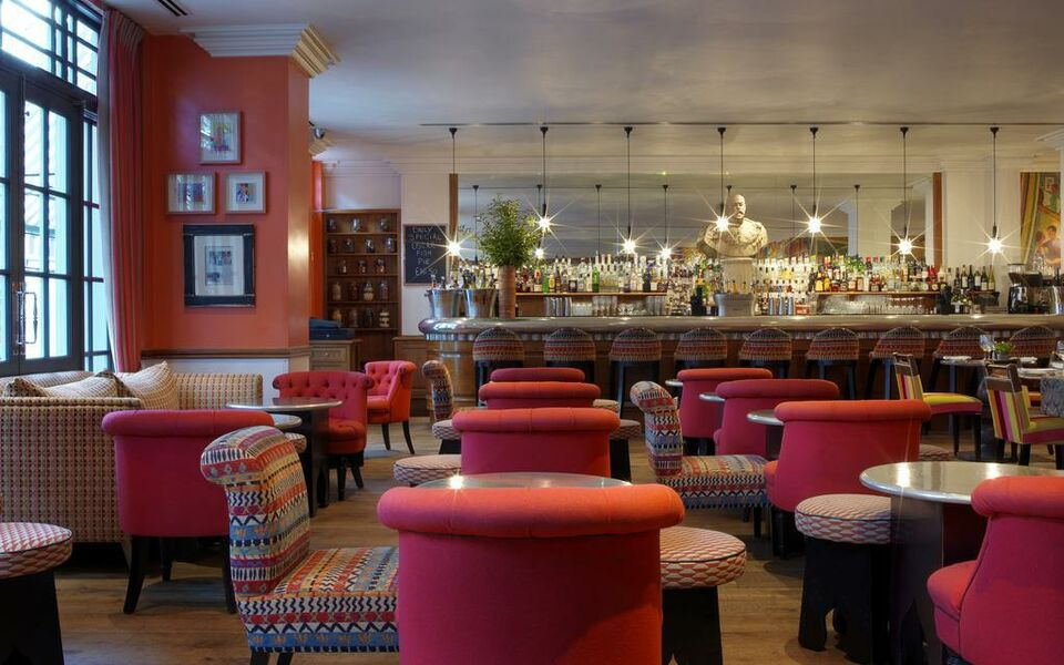 Charlotte street hotel londres royaume uni my boutique for Charlotte nc boutique hotels