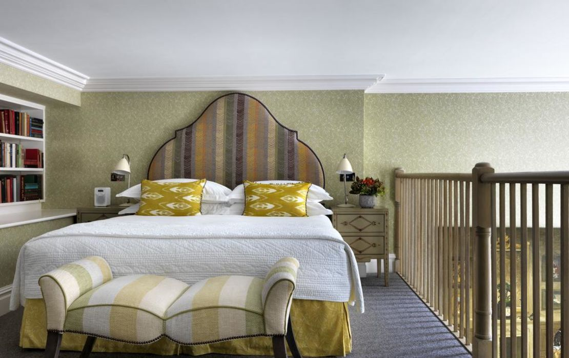 Charlotte street hotel london united kingdom book with for Charlotte nc boutique hotels