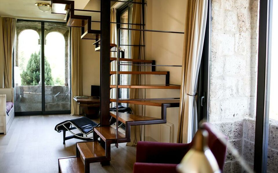 locanda palazzone a design boutique hotel orvieto italy