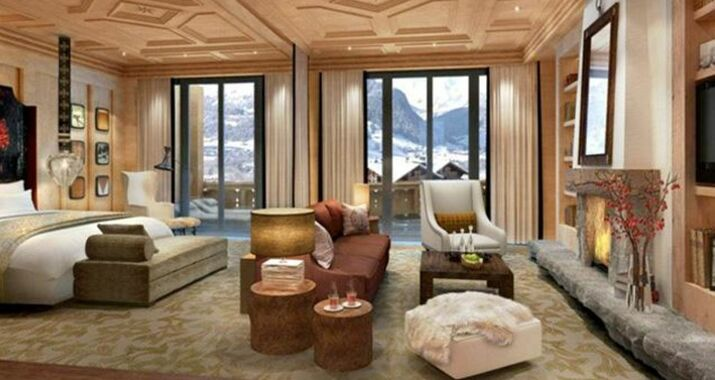 Hotel Alpina Gstaad Reviews Of Hotels In Gstaad Switzerland The - Hotel alpina gstaad