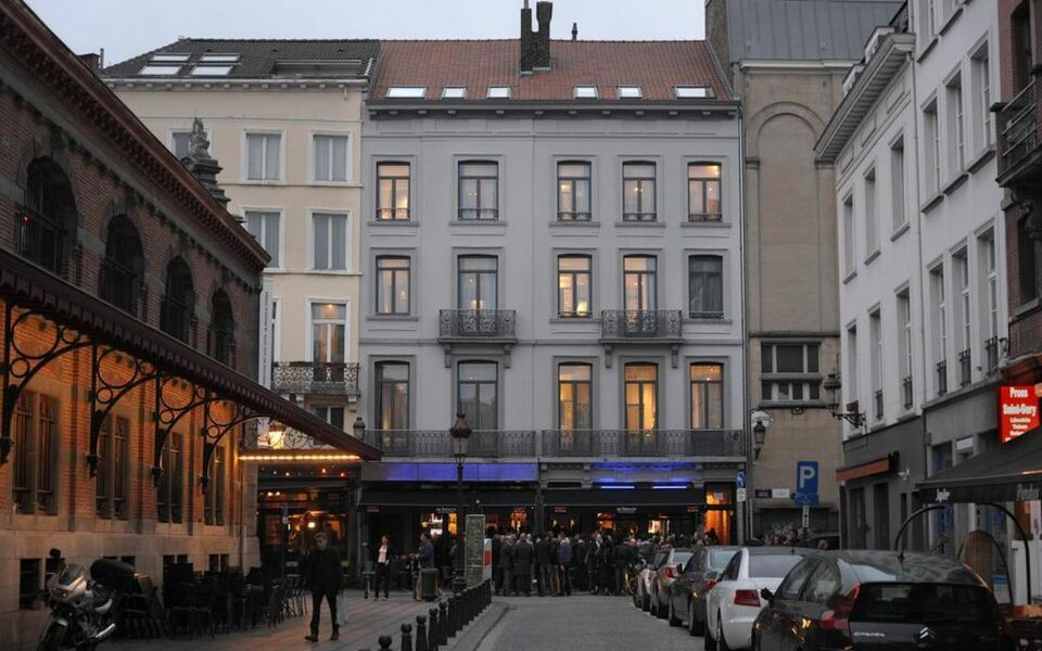 Boutique hotel saint g ry a design boutique hotel for Design hotel antwerpen