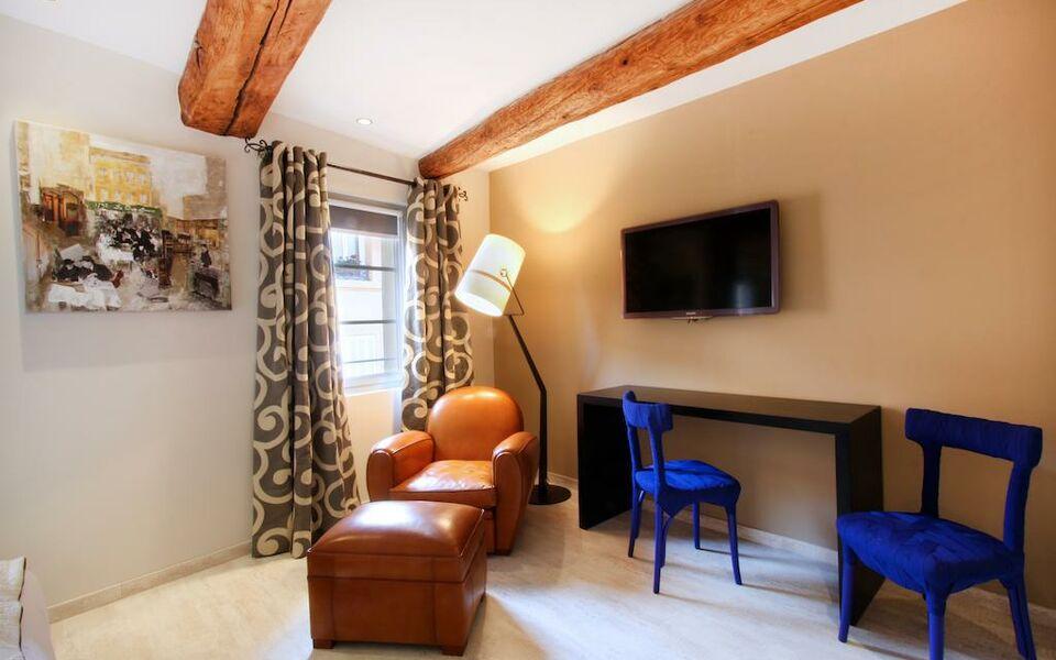 H tel de gant s a design boutique hotel aix en provence for Design ce hotel