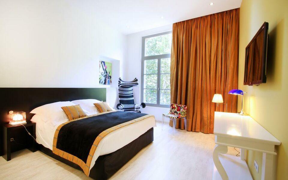 H tel de gant s a design boutique hotel aix en provence for Hotel design en france