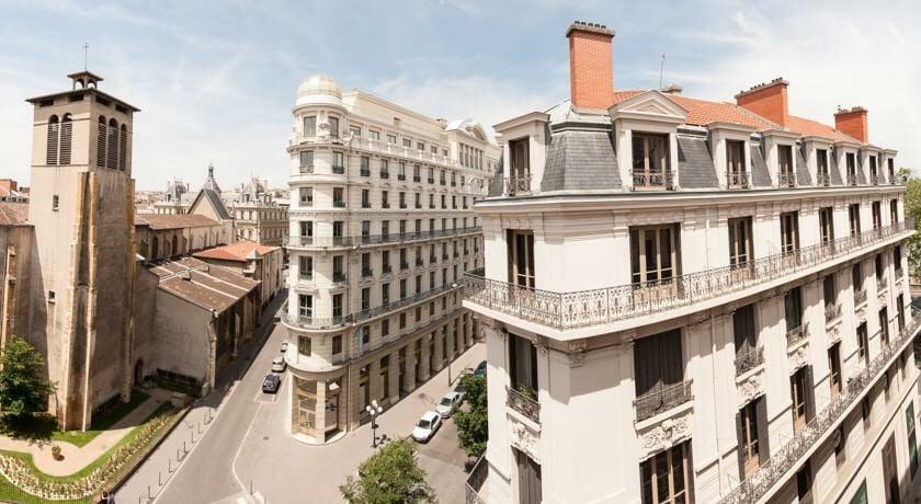 Arts hotels a design boutique hotel lyon france for Boutique hotel lyon