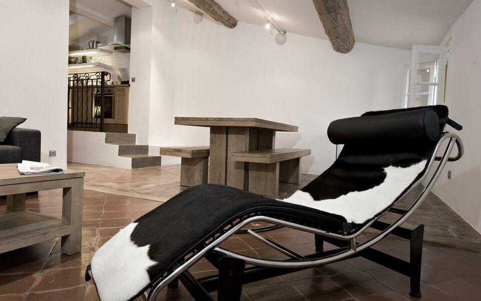Maison dauphine a design boutique hotel aix en provence for Aix en provence location maison