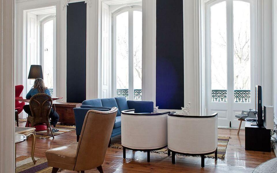 The independente hostel suites a design boutique hotel for Independent boutique hotels