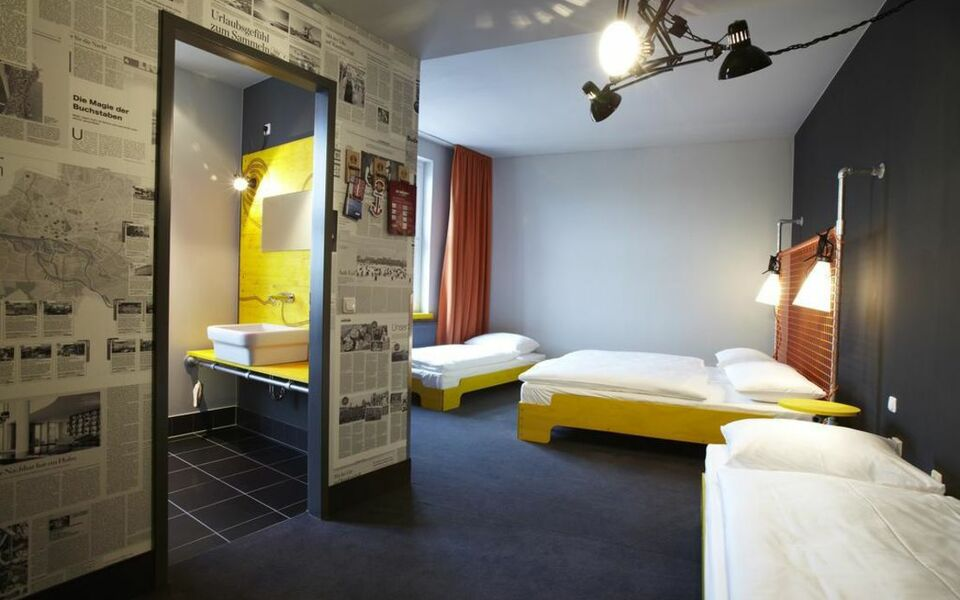 superbude hotel hostel st pauli hamburg allemagne my boutique hotel. Black Bedroom Furniture Sets. Home Design Ideas