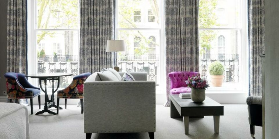 Knightsbridge hotel a design boutique hotel london for Boutique hotels london