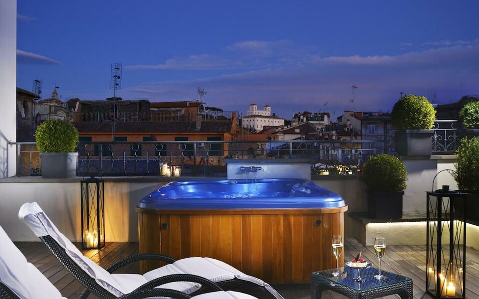 Small Boutique Hotels Rome