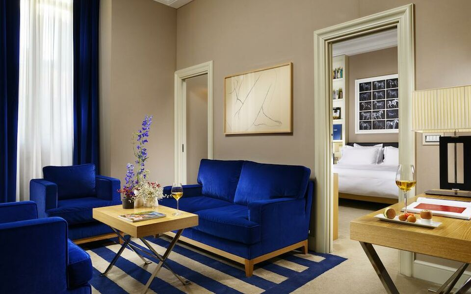 The First Luxury Art Hotel Roma, Rome, Spagna (9)