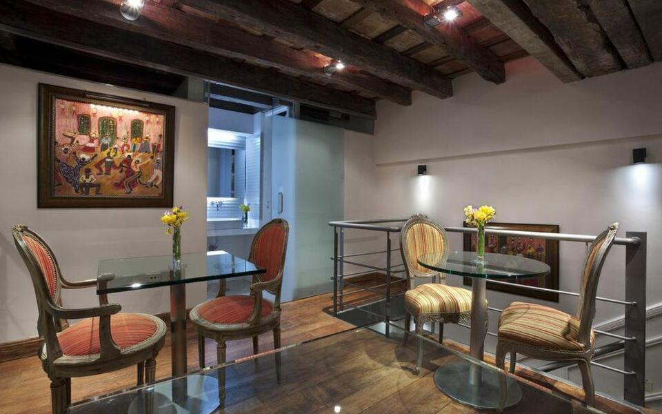 San telmo luxury suites buenos aires argentinien for Hotel luxury san telmo