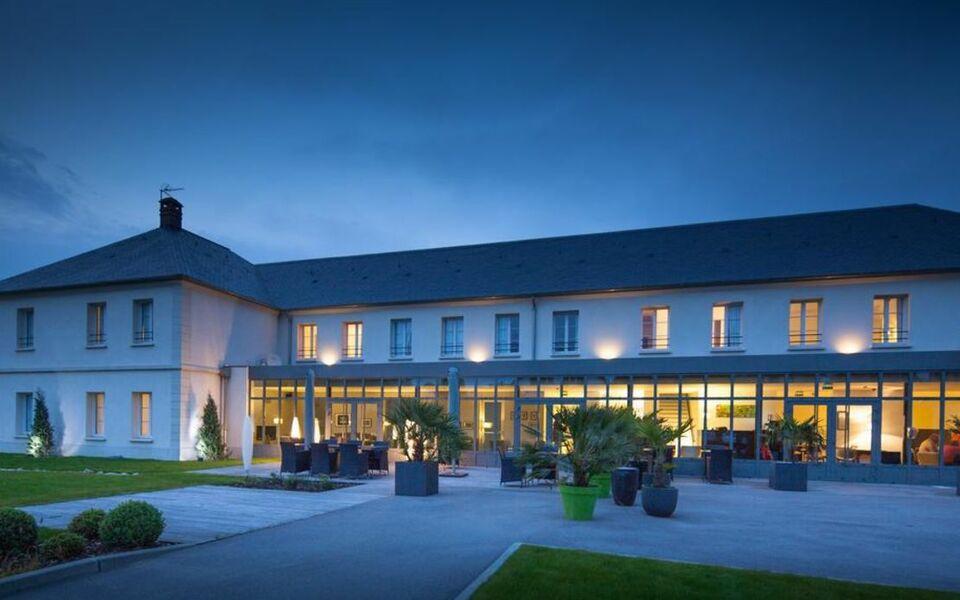 Hotel Spa En Baie De Somme