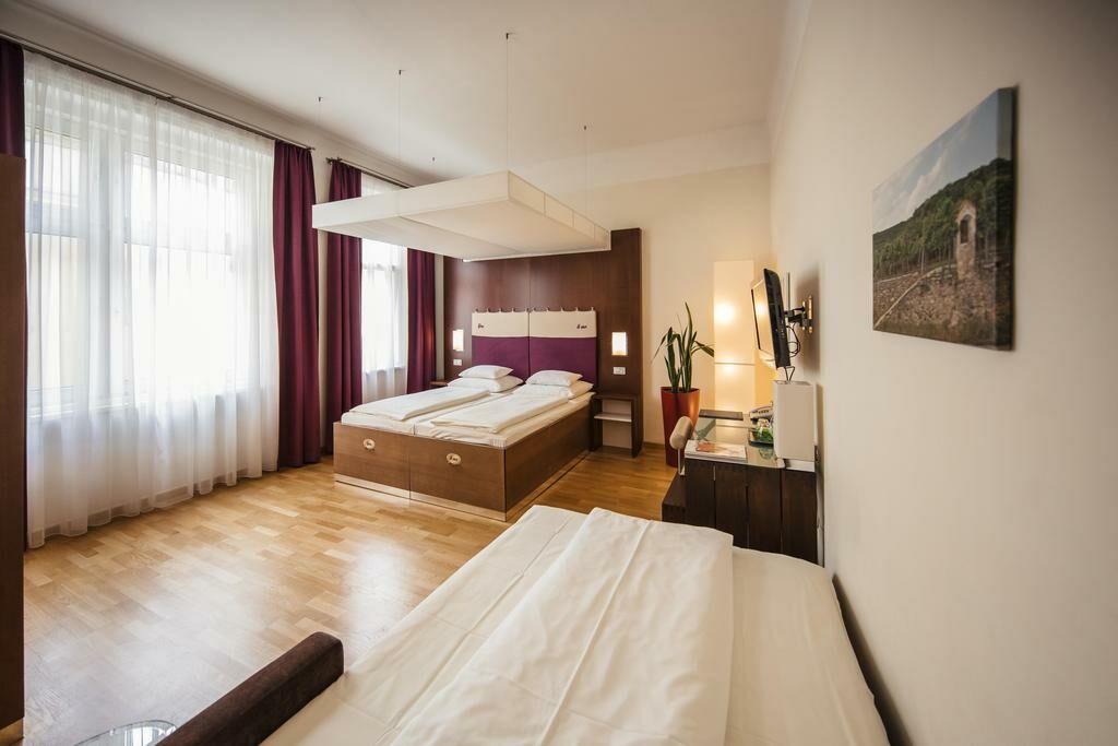 Hotel rathaus wein design vienne autriche my for Boutique hotel vienne autriche