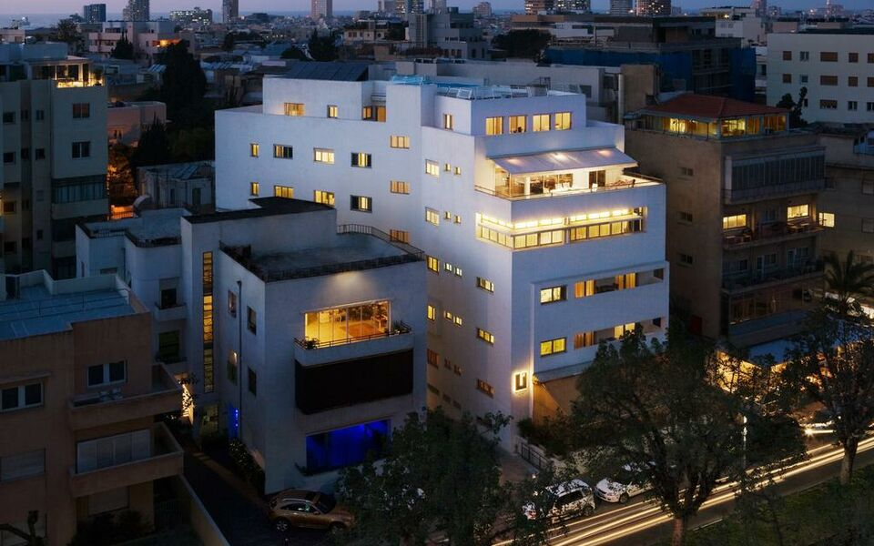 The Rothschild 71 - Boutique hotel Tel Aviv