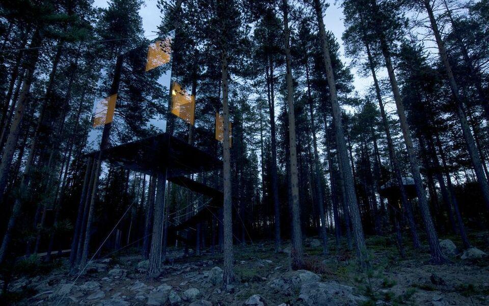 Treehotel A Design Boutique Hotel Harads Sweden